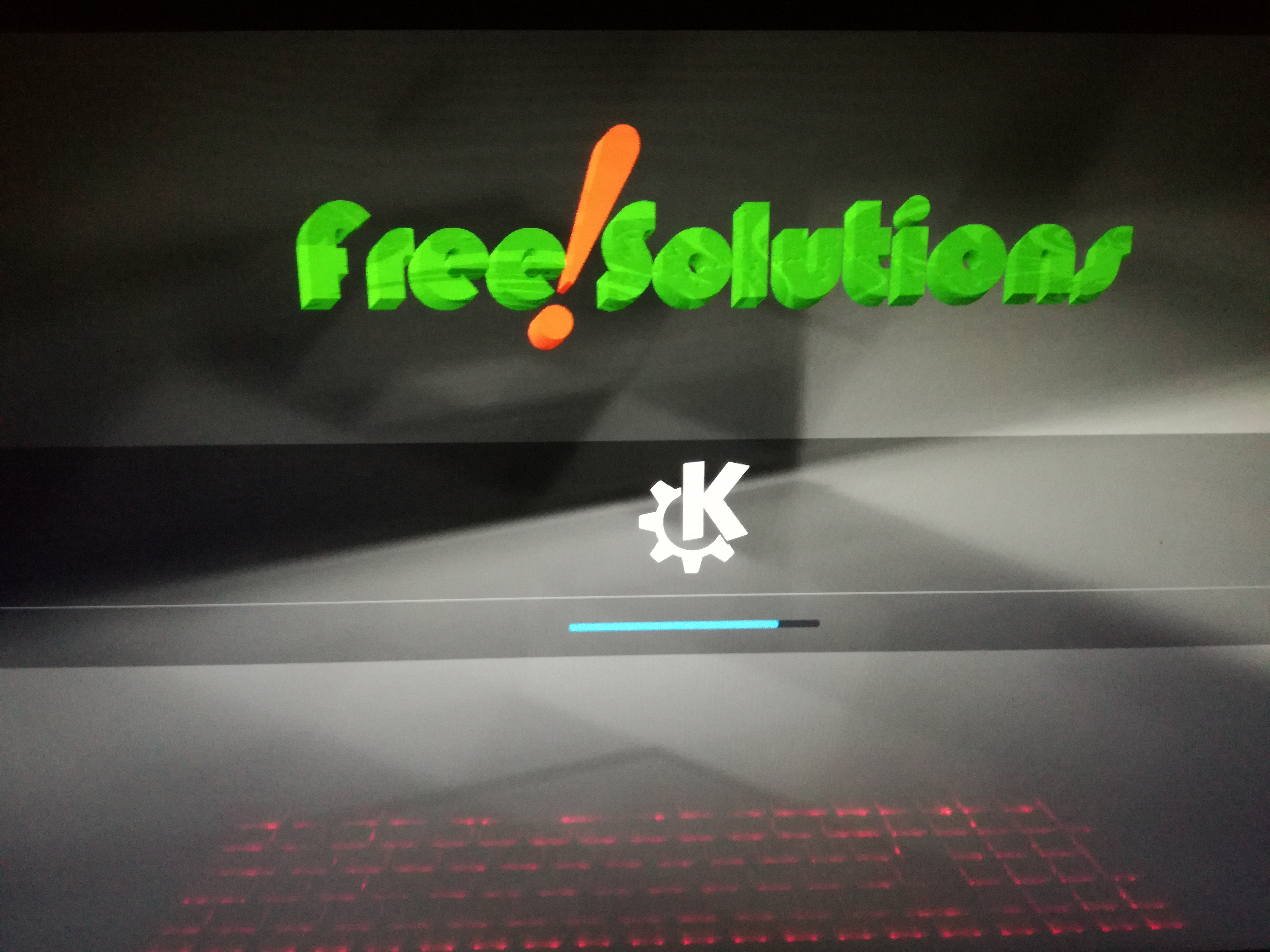 Free-Solutions OS - USB Bootable system for PC & Mac